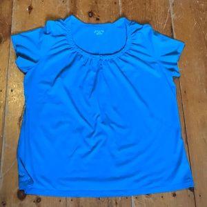 St. John's bay t shirt Sz 1x